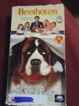 beethoven vhs in Fort Campbell, Kentucky