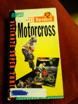 motorcross vhs in Fort Campbell, Kentucky