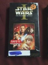 star wars 1 vhs in Fort Campbell, Kentucky