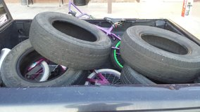 Used tires 215/70r15 in Yucca Valley, California