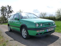 Very rare VW Youngtimer Limited Edition in Spangdahlem, Germany