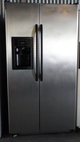 GE Side by Side Refrigerator in Wilmington, North Carolina