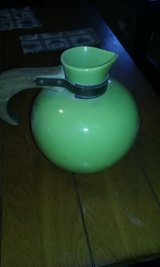 Antique water pitcher in Alamogordo, New Mexico