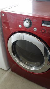 LG electric dryer in Houston, Texas