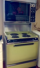 HotpointDouble Oven Electric Range in Houston, Texas