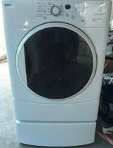 DRYER Kenmore FRONT LOADER - ( Electric-220V ) With Pedestal INCLUDED !! in Camp Pendleton, California