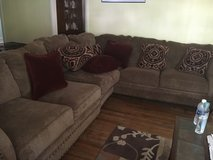 Sectional Couch in Fort Rucker, Alabama