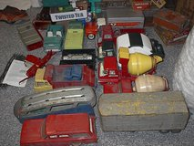 Tonka-Nylint-Mattel-Lesney-Corgi Any Pre 1980 Boys Toys Wanting to Buy! in Quad Cities, Iowa