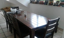 Hand-Made Belgian Oak Dining Table in Eglin AFB, Florida