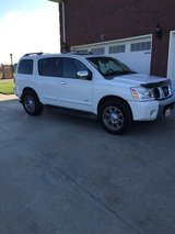 """2006 Armada SL 4x4 loaded DVD 22"""" rims in Fort Campbell, Kentucky"""
