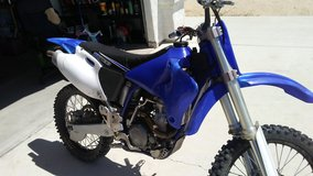 yz 250f in Yucca Valley, California