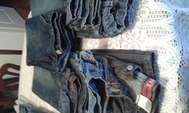 Boys Jeans size 12 (11 pair) in Wilmington, North Carolina