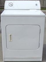 DRYER- WHIRLPOOL EXTRA LARGE CAPACITY ELECTRIC WITH WARRANTY in San Diego, California