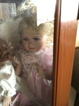 glass doll in Barstow, California