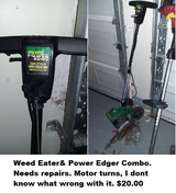 Weed Eaters and Edger Combo. in Katy, Texas