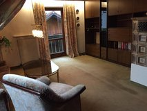 Very nice, furnished apartment, 10 minutes to downtown Amberg, rural landscape/ 20 minutes to Vi... in Grafenwoehr, GE