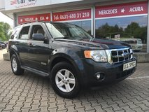 '08 Ford Escape HYBRID Sunroof in Spangdahlem, Germany