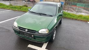 Reduced! Opel Corsa 1998 Automatic with only 60000 miles Nice and reliable in Spangdahlem, Germany