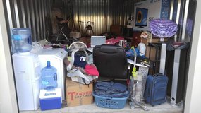 ENTIRE CONTENTS STORAGE LOCKER UNIT PROPERTY SALE in Fort Campbell, Kentucky