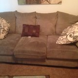 Two-piece couch set in Louisville, Kentucky