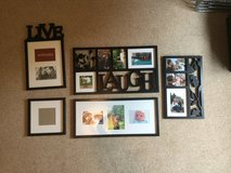 Picture Frame Collage in Lakenheath, UK