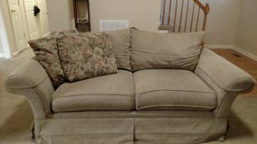 Couch, love seat, and chair in Fort Campbell, Kentucky