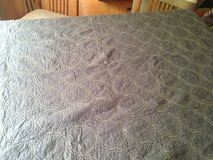 Reversible Quilt/Throw in Bolingbrook, Illinois