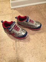 Boys Size 1 Spiderman Shoes in Fort Knox, Kentucky