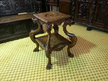 Stunning highly carved centre table in Lakenheath, UK