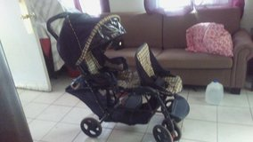 Stroller 2seat in Fort Bliss, Texas