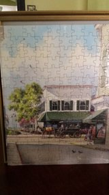 Puzzle of Downtown Beaufort in Beaufort, South Carolina