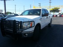 2010 FORD F150 XLT SUPER CREW CAB SHORT BED 4X4 in Fort Sam Houston, Texas