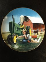 Little Farmhands Limited Edition Collector's Plate by Donald Zolan.  Clean and Shiny. in Cadiz, Kentucky