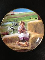 Country Companion Limited Edition Collector's Plate by Donald Zolan. A Special Bond. in Cadiz, Kentucky