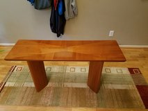 Made in Italy Sofa Table/ Entry Table Furniture in Kingwood, Texas