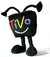 NEW TiVo Plush CollectibleAdvertising Mascot Stuffed Doll Toy NEW with Tags in Houston, Texas