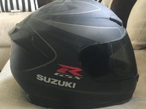 Fulmer and Suzuki Helmets in Fort Bliss, Texas