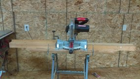 71/4 Inch Sliding Miter Box Saw in Conroe, Texas