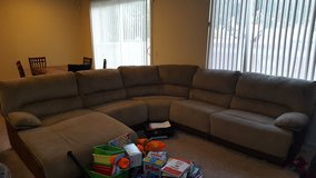 Reclining Sectional in Nellis AFB, Nevada