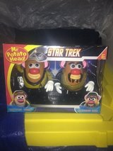 Star Trek Collectible 'Mr Potato Head' in Fort Irwin, California