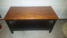 Tv stand or storage shelf in Fort Bliss, Texas