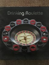 Drinking roulette game in Bartlett, Illinois