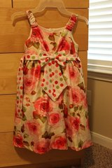 Girl's Floral Dress in Kingwood, Texas