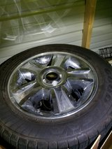 275x55x20 tores and rims in Leesville, Louisiana