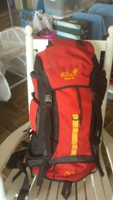 Back pack - Jack Wolfskin in Grafenwoehr, GE