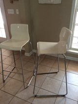 2 bar stools from IKEA in Fort Rucker, Alabama
