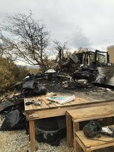 Home fire. Disabled mother lost everything. Please help! in 29 Palms, California