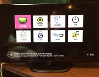LG 47 inch TV in Fort Knox, Kentucky