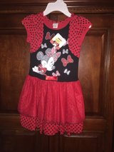 5T minnie mouse dress in Spring, Texas