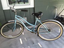 Huffy 26 inch Bicycle with Battery Operated Light and Helmet Included in Beaufort, South Carolina